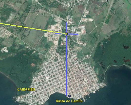 Cruz en Caibarien