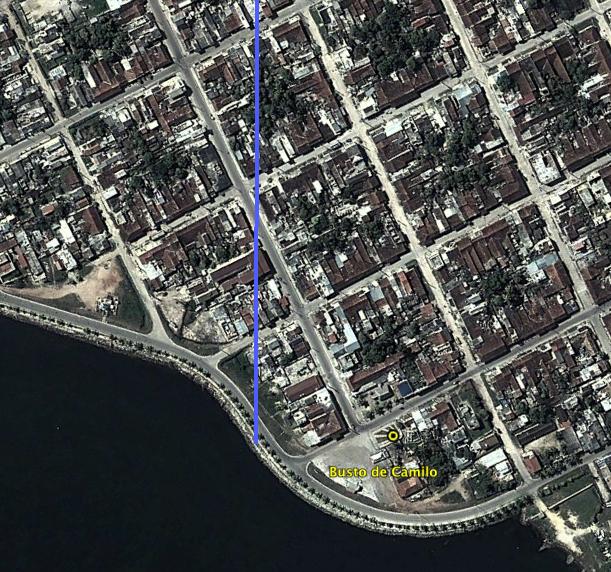 Malecón de Caibarien