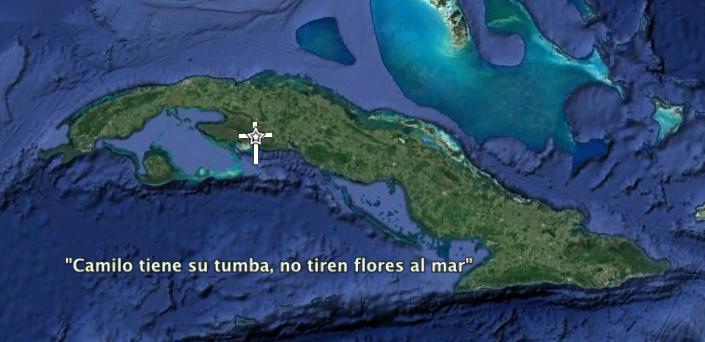 Tumba de Camilo 1